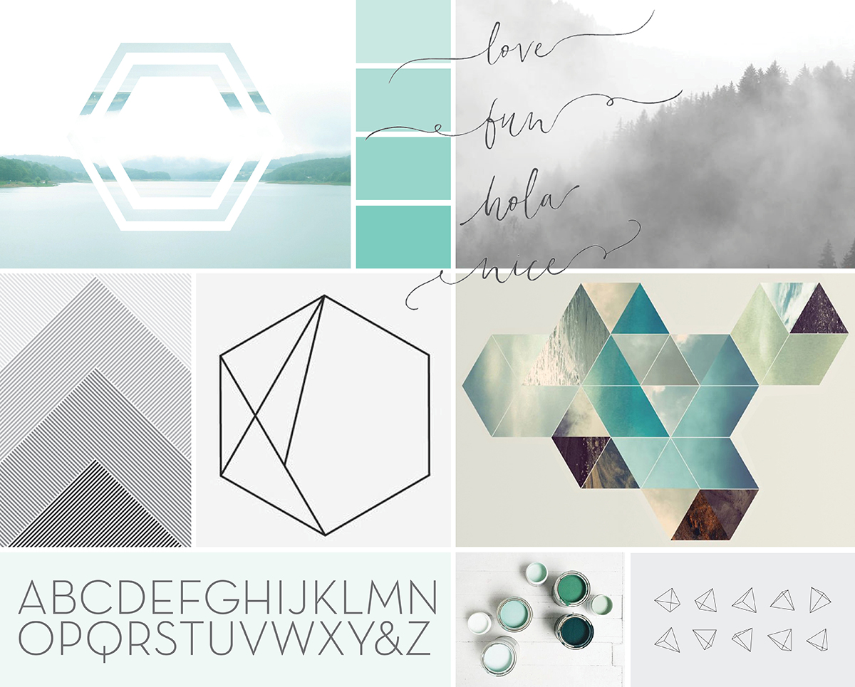 moodboard voor design stories